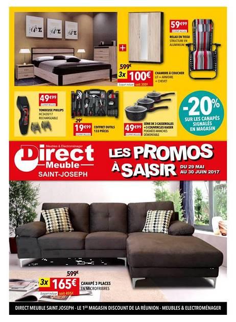 lapub re prospectus et promos reunion 974. Black Bedroom Furniture Sets. Home Design Ideas