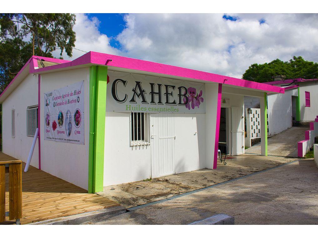 LA CAHEB - REUNION - 974 - PROSPECTUS - PROMOS