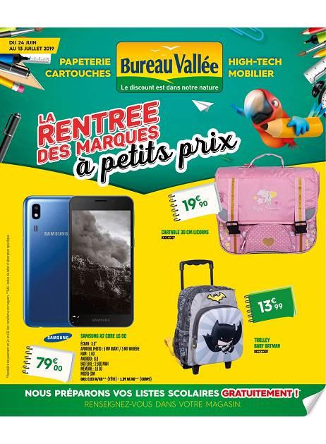 Lapub Re Prospectus De Bureau Vallee La Rentree Des