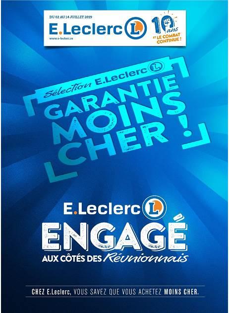 Lapubre Prospectus De E Leclerc Selection E Leclerc