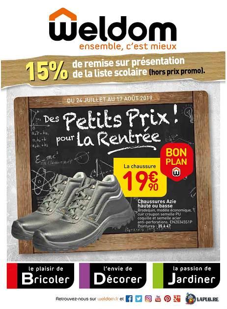 Lapubre Prospectus De Weldom Des Petits Prix Pour La