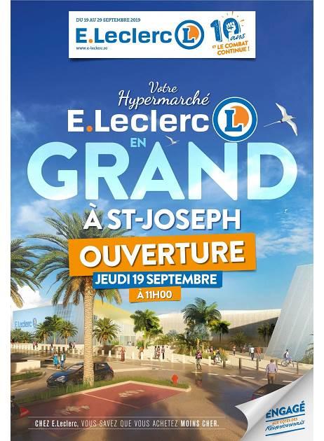 Lapubre Prospectus De E Leclerc Ouverture De Votre