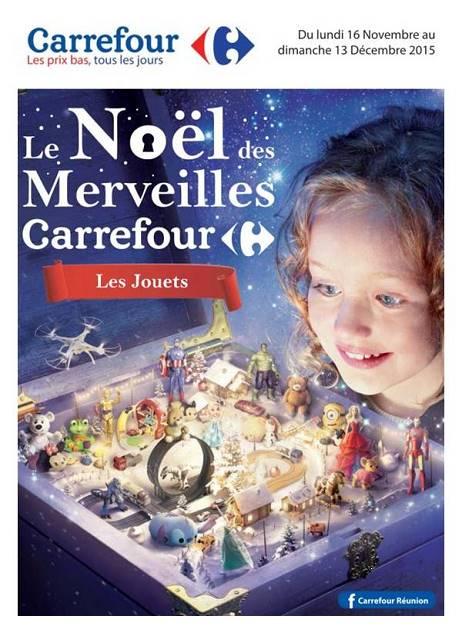 Lapub Re Carrefour Le Noel Des Merveilles Reunion 974