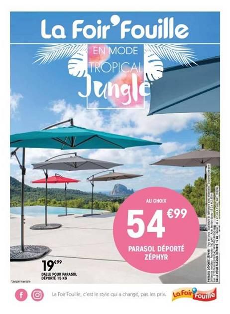 Lapub Re Prospectus De La Foir Fouille En Mode Tropical