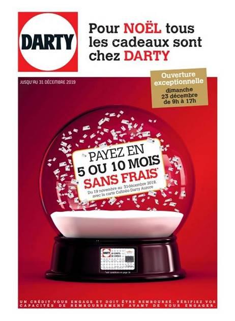 Lapub Re Prospectus De Darty Pour Noel Tous Les Cadeaux